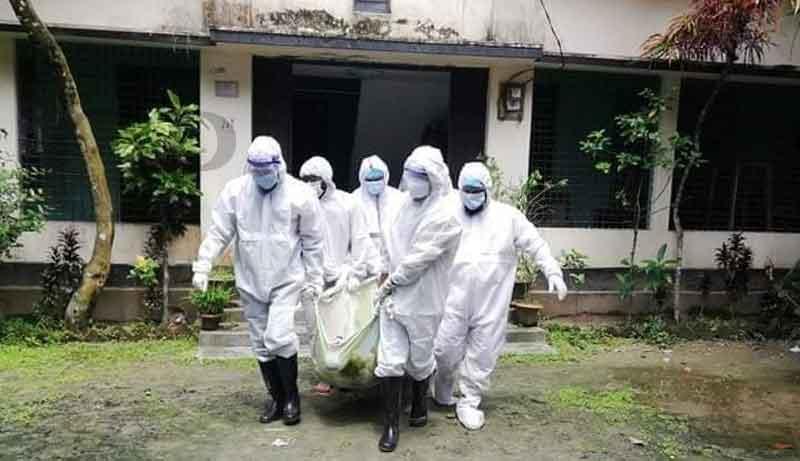 চাঁদপুর সদর হাসপাতালে করোনায় ৪ উপসর্গে ৪ জনের মৃত্যু