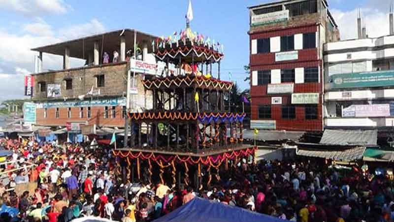 করোনায় সাচার ঐতিহ্যবাহী রথযাত্রা স্থগিত