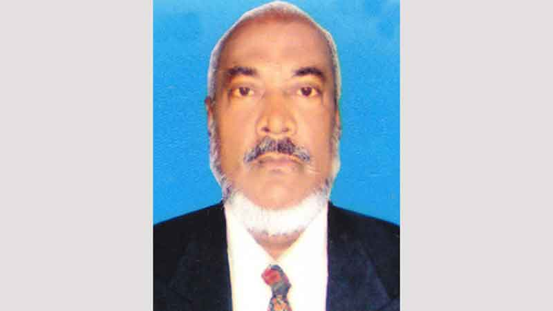 অ্যাড. আবুল বাশার পাটওয়ারীর ইন্তেকাল